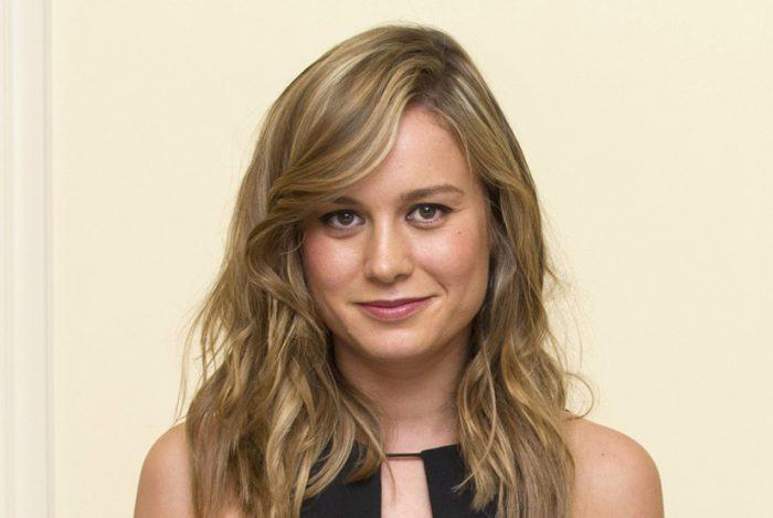 Brie larson terpilih memerankan captain marvel