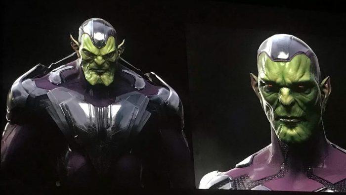 Kree, spesies asing legendaris dari Marvel Comics