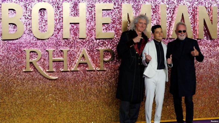 """Bohemian Rhapsody"" Film Drama Terbaik Golden Globe"