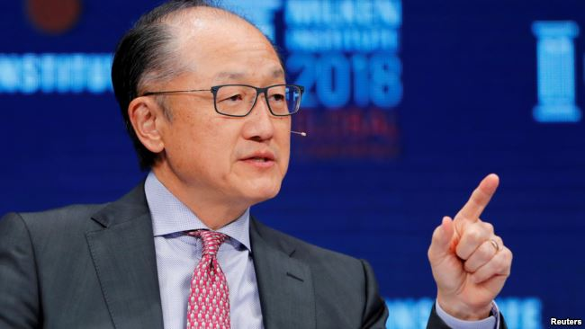 Kepada Luhut Binsar, Presiden Bank Dunia Ungkap Alasan Resign