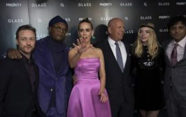 Bruce Willis, Samuel L Jackson bintangi film supranatural Glass