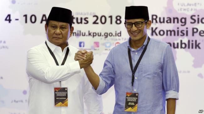 Hapus Hoaks, Mardani Ali Sera Usul Konpers Bersama Jokowi-Prabowo