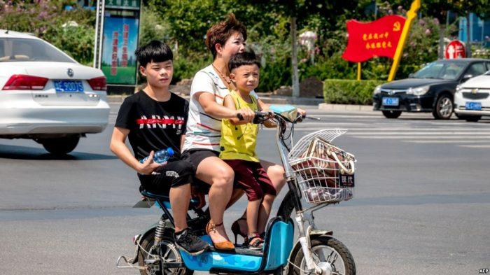 Populasi China Berkurang Pertama Kalinya dalam 70 Tahun Terakhir