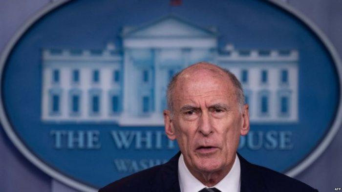 Intelijen Peringatkan tentang  Ancaman Keamanan Yang dihadapi Amerika