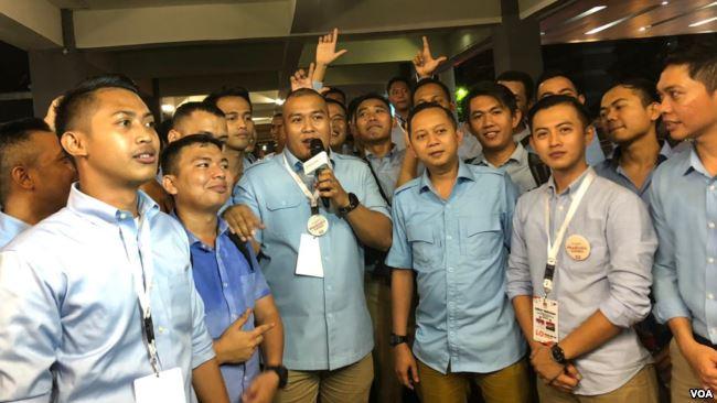 Kelompok Milenial Pendukung Prabowo-Sandi Yakin Bakal Ganti Presiden