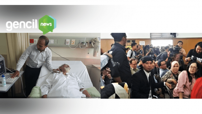 Kondisi Kesehatan Ba'asyir Menurun, Ahmad Dhani di Vonis 1,5 Tahun