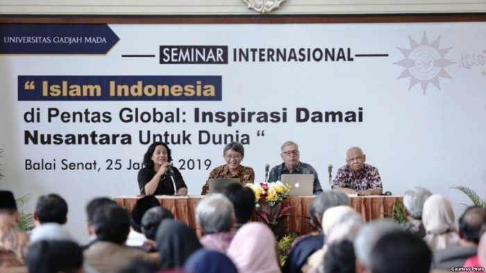 NU dan Muhammadiyah memiliki peran besar dalam menyatukan Indonesia