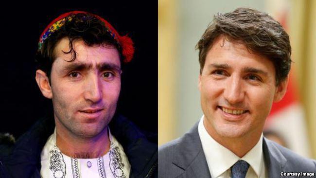 Mendadak Tenar Abdul Salam Maftoon Yang Mirip PM Kanada