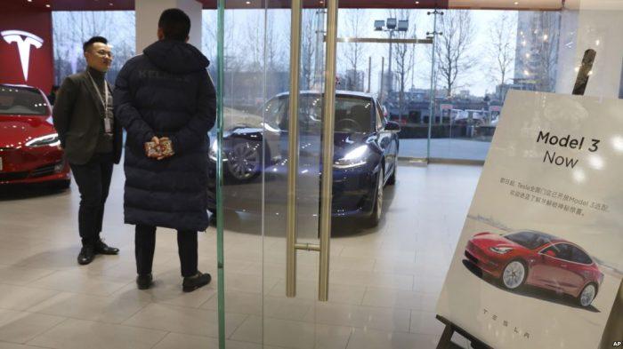 Tekan Biaya Produksi Tesla Rencanakan Produksi Mobil Listrik di China