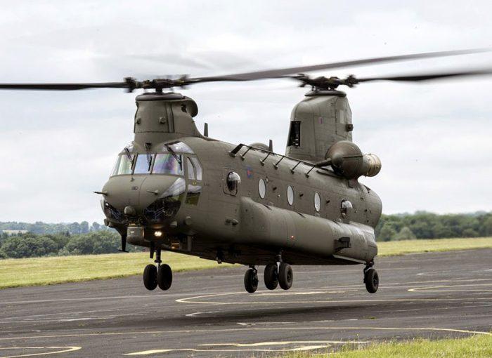 Helikopter CH-47 Chinook, Alutsista Baru TNI di 2019