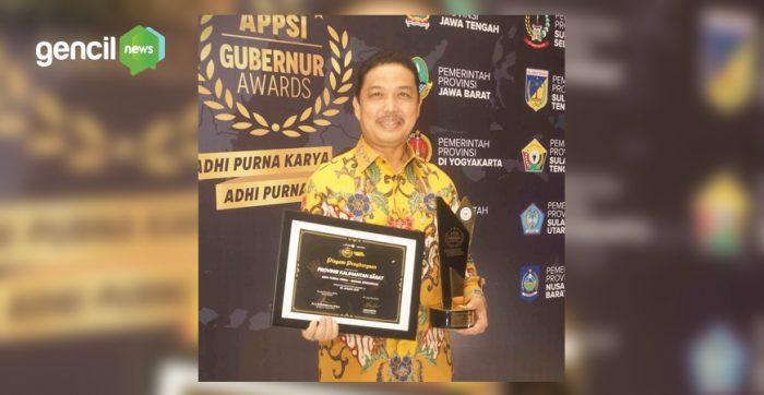 Pemprov Kalbar Raih Penghargaan Adhi Purna Prima Award