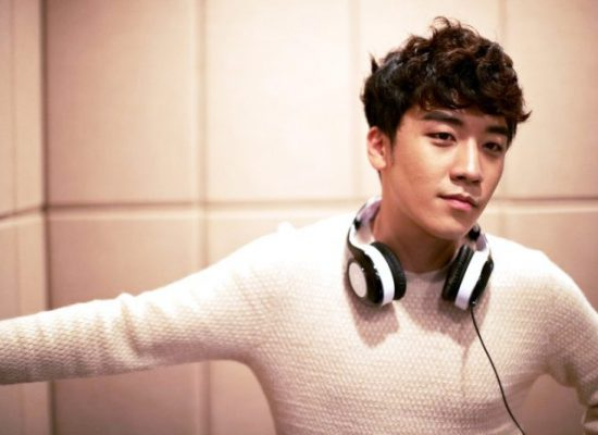 K-pop star Seungri