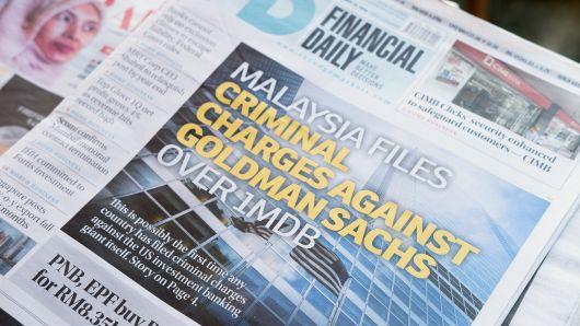 Pengadilan Malaysia Izinkan Mantan Bankir Goldman Untuk Kembali ke AS