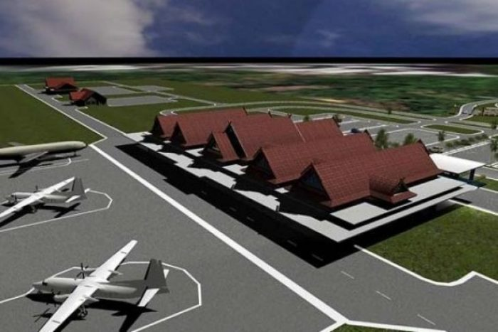 Keberadaan Bandara Singkawang Perbesar Kemungkinan Kunjungan Turis