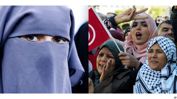 5 Negara yang Melarang Hijab atau Niqab