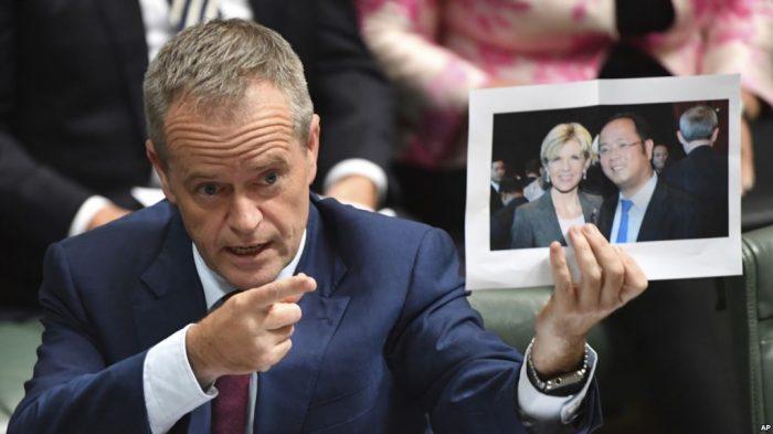 Australia Cabut Izin Tinggal Pengusaha China Terkenal