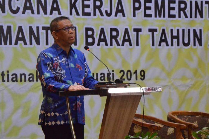 Gubernur Fokuskan Percepatan Pemerataan Infrastruktur Desa Mandiri