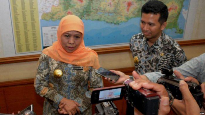 Jawa Timur akan Terapkan Konektivitas Digital untuk Antisipasi Bencana