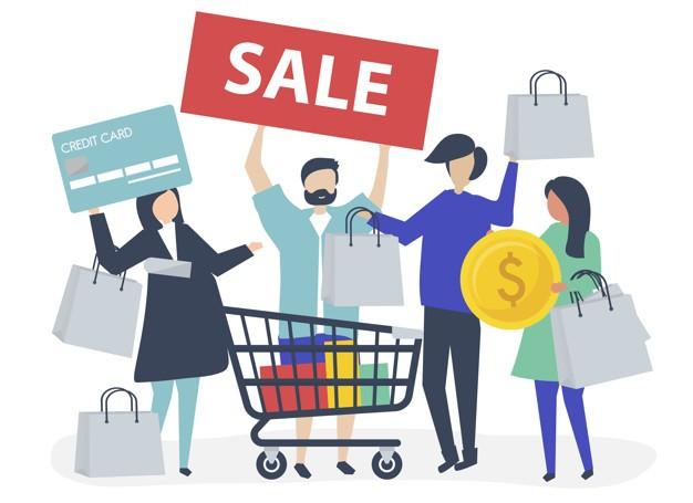 Kepercayaan konsumen Indonesia naik, peringkat ketiga di dunia