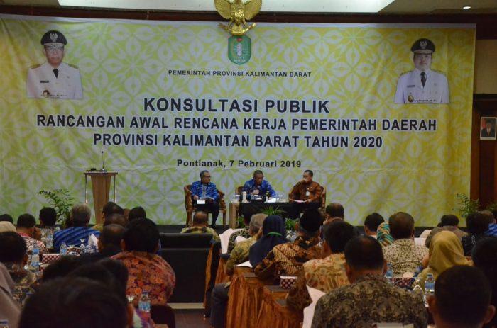 Pemprov Gandeng TNI dan Polri Untuk Buka Daerah Terisolir di Kalbar