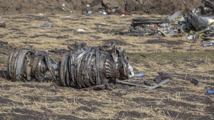 Black Box Ethiopia Airlines Ditemukan