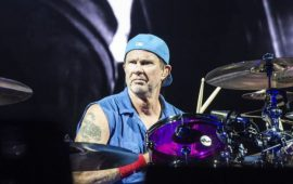 Red Hot Chili Peppers Tampil di Piramid Giza Mesir
