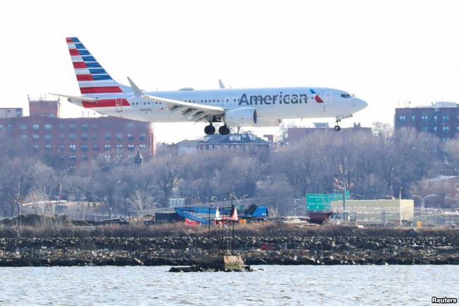 Boeing 737 Max 8 dilarang Terbang di Amerika