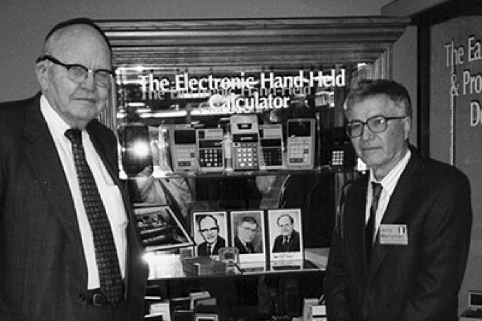 Jerry Merryman Penemu Kalkulator Tutup Usia