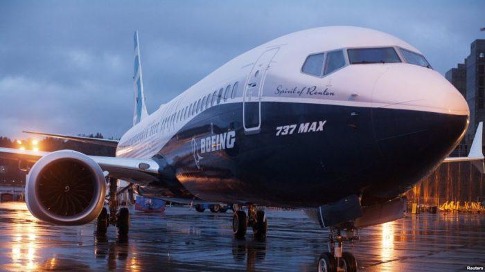 Pemerintah Resmi Melarang Terbang Sementara Boeing 737-Max 8