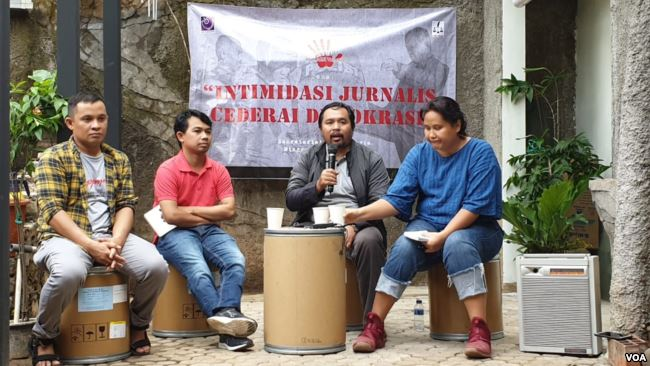 Sekjen Asosiasi Media Siber Indonesia : Tidak Mudah Mengedukasi Masyarakat