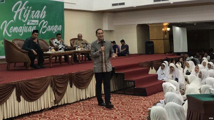 Prediksi Ekonomi Indonesia di 2045 Melesat
