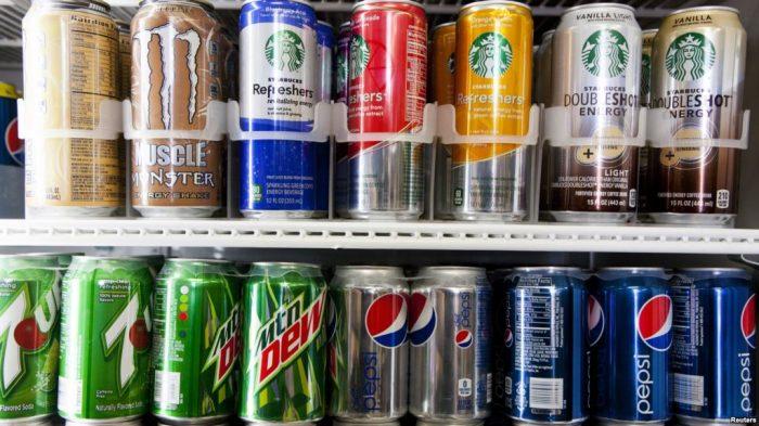 Soda dan Minuman Berenergi Tingkatkan Risiko Kematian Dini