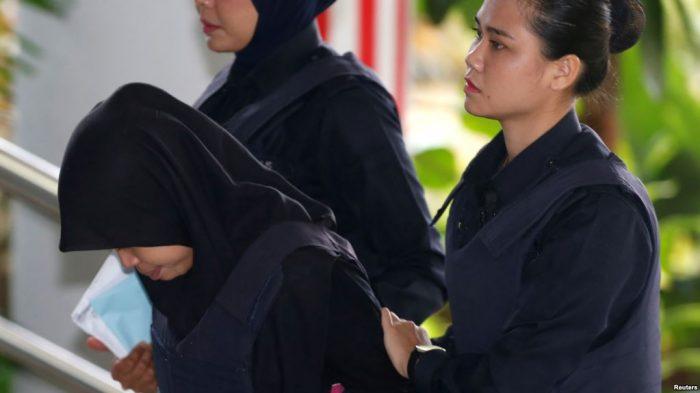 Siti Aisyah Bebas dari Kasus Pembunuhan Kim Jong Nam