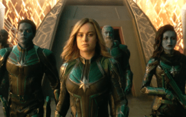 Captain Marvel Terus Mendominasi Box Office Dunia
