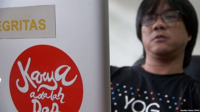 """Kampanye """"Karya Adalah Doa"""" Lawan Kampanye Negatif Pilpres 2019"""
