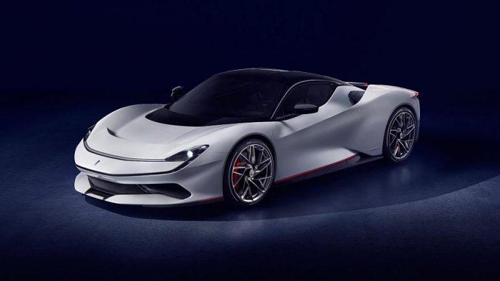 Pininfarina Battista Mobil listrik setara kekuatan 10 BMW dan Jet F-16