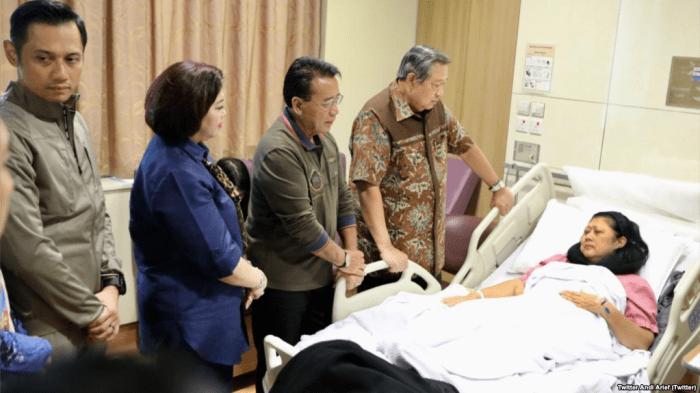 SBY Tunjuk AHY Sebagai Ketua Pemenangan Pemilu Partai Demokrat