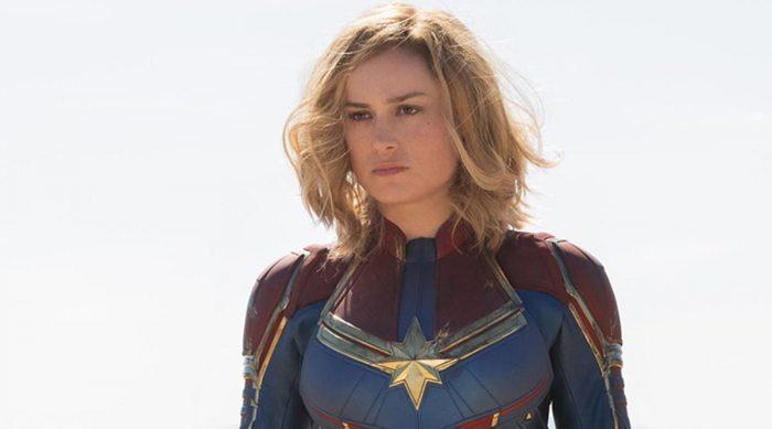 Captain Marvel Raup Keuntungan 6,5 T di Seluruh Dunia