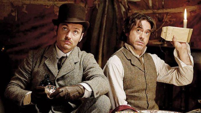 Sherlock Holmes 3 ditunda hingga 2021