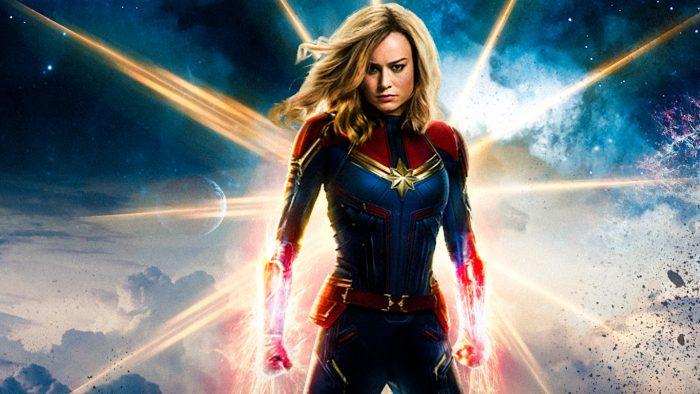 Captain Marvel Premier di Bioskop Kalbar 6 Maret 2019