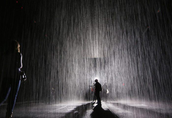 Musim Hujan Tiba, berikut Tips pilihan Hijab di Musim Hujan
