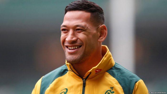 Hina Homoseksual, Bintang Rugby Australia Terancam Dipecat