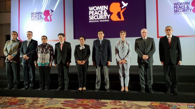 Peran Penting Perempuan Tegakkan Perdamaian Dunia