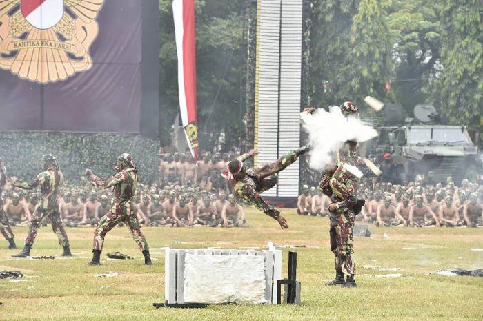Panglima TNI: Loyalitas adalah Kehormatan Prajurit Kopassus