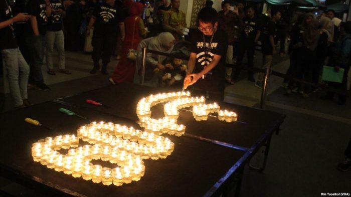 Earth Hour Cara Baru Untuk Ubah Gaya Hidup