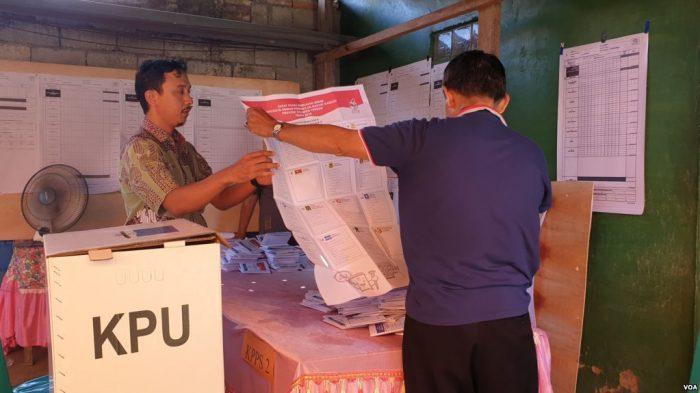 KPU SulTeng Gelar Pemungutan Suara Ulang bagi 9 Ribu Pemilih di 56 TPS