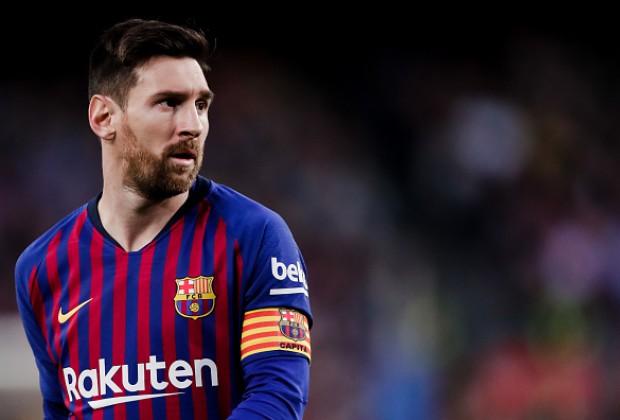 """Presiden Barcelona Bertekad jadikan Messi Sebagai """"Pemain Satu Klub"""""""