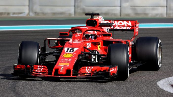 Ferrari Ngacir di Track Lurus GP China Bikin Khawatir Mercedes