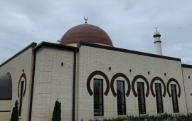 Ramadan di Amerika: Masjid Baru Islamic Center of Nashville di Bellevue