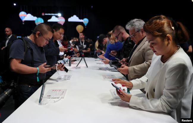 Google Hentikan Pasokan  Android Untuk Perusahaan Ponsel Asal China